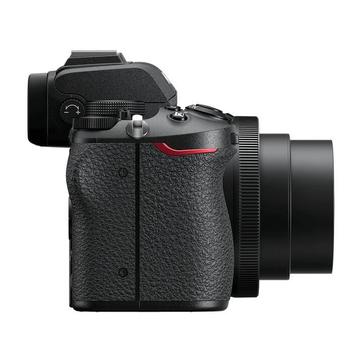 NIKON Z50 + 16-50 mm F/3.5-6.3 + Nikkor FTZ Kit (20.9 MP, APS-C / DX)