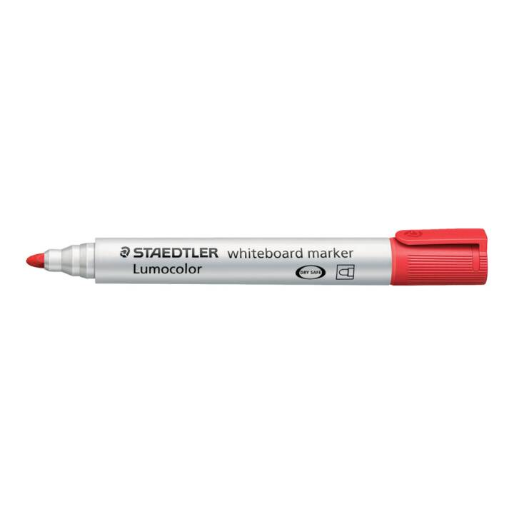STAEDTLER Marqueur tableau blanc rouge