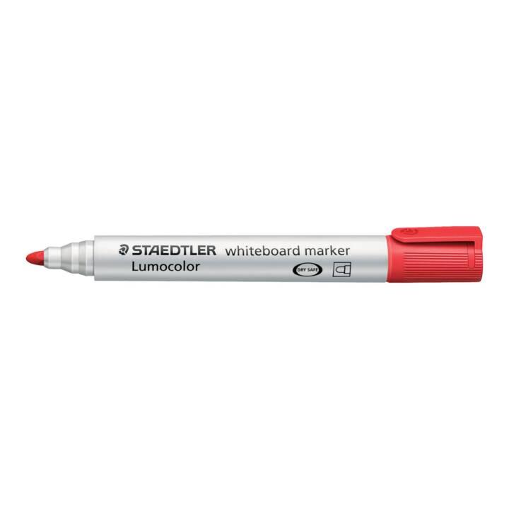 STAEDTLER Whiteboard Marker (Rot, 1 Stück)