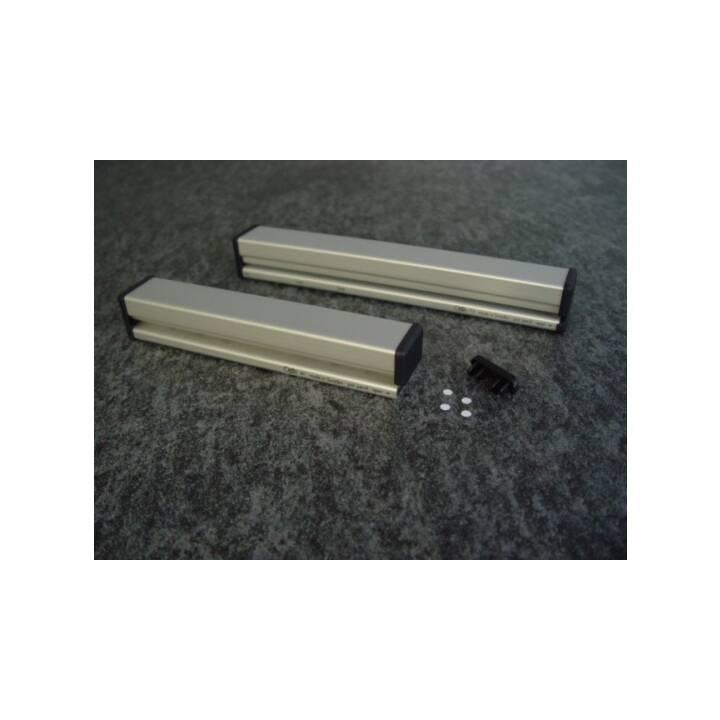 OPTO Filofax silber