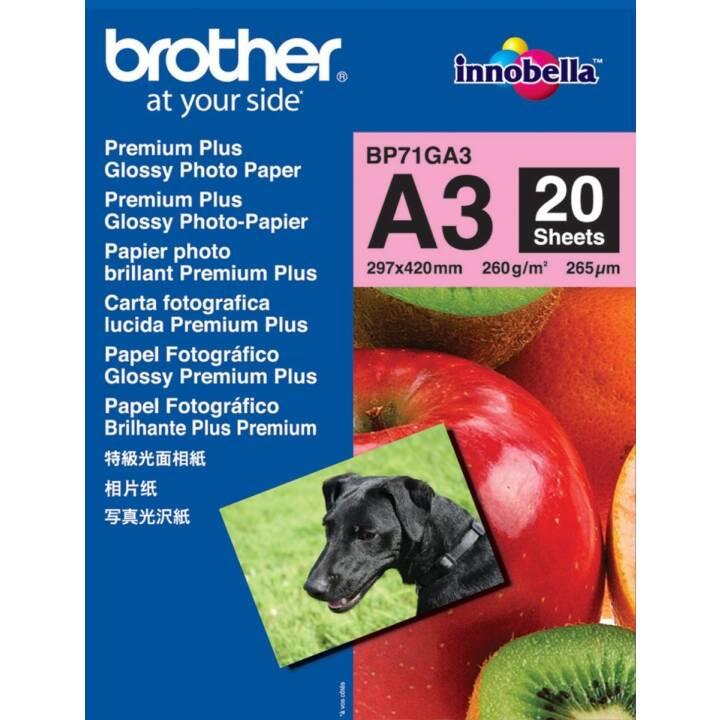 BROTHER Innobella Premium Plus BP71GA3
