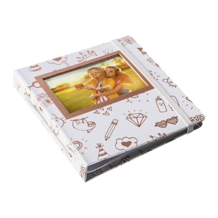 Pignone HP Gold, Album fotografico bianco