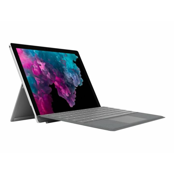 "MICROSOFT Surface Pro 6 (12.3 "", Intel Core i5-8250U, 8 GB, 256 GB SSD)"