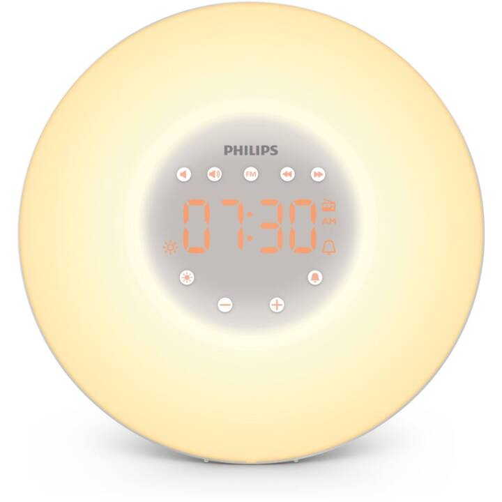 PHILIPS Radio Wake-up Light LED ( Sveglia luce)