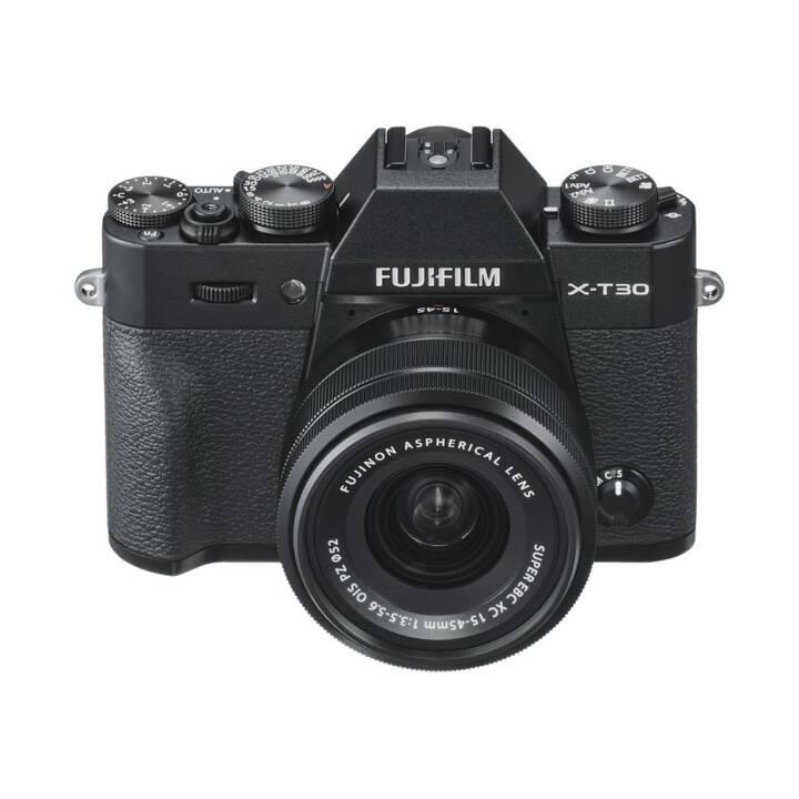 FUJIFILM X-T30 + 15 - 45 mm Kit (26.1 MP, APS-C)