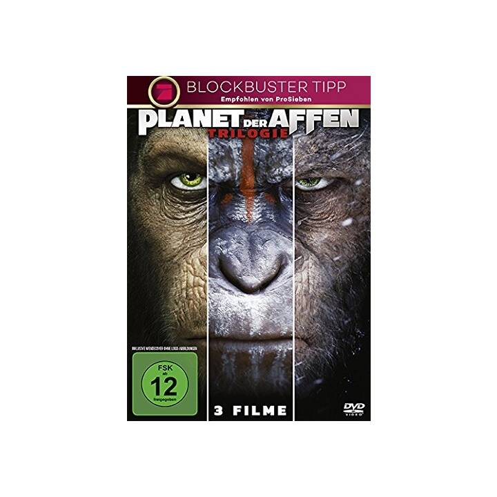 Planète de la trilogie des singes (Version D)