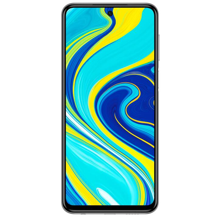 "XIAOMI Redmi Note 9S (6.67"", 64 GB, 48 MP,  Glacier White)"