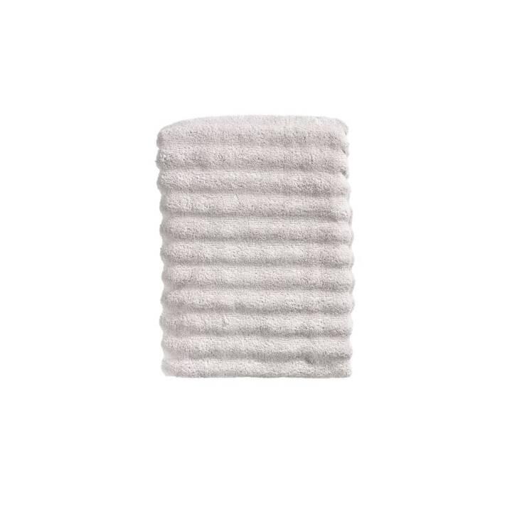 Serviette de bain ZONE prime gris clair 70x140 cm