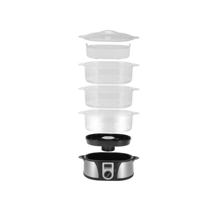 TRISTAR Dampfgarer VS-3908 (12 l, 1000 W)