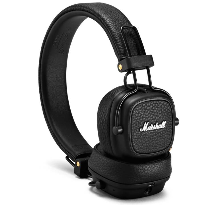 MARSHALL Major III (On-Ear, Bluetooth, Schwarz)