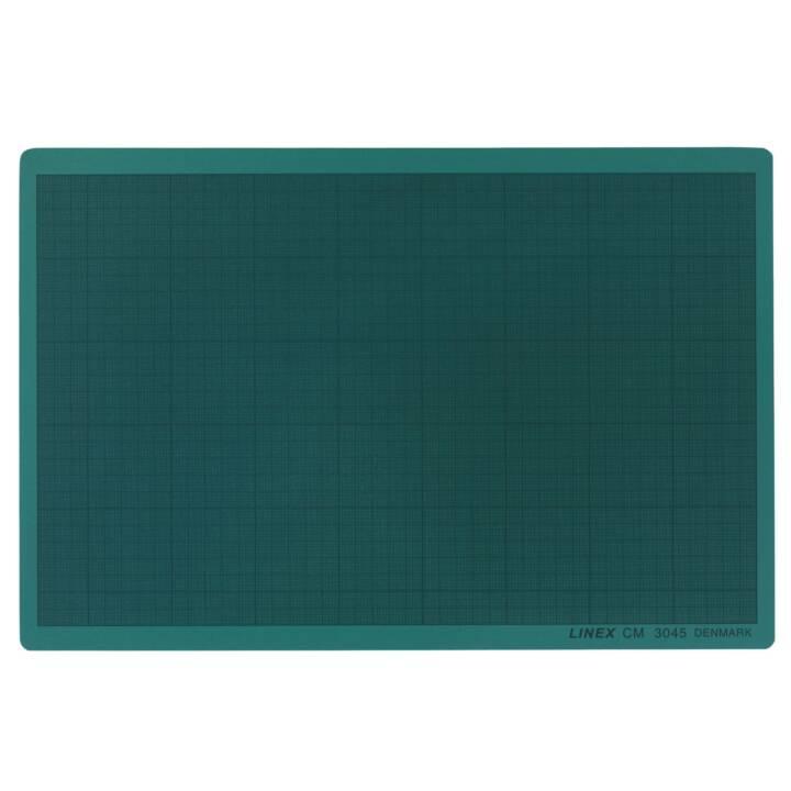 LINEX A/S Schneidematte-Set 4-teilig (300 mm x 45 cm)