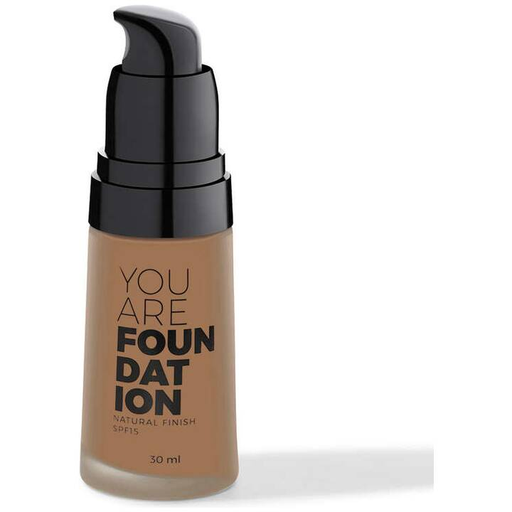 YOU ARE Foundation (Chestnut, 30 ml, Flüssig)