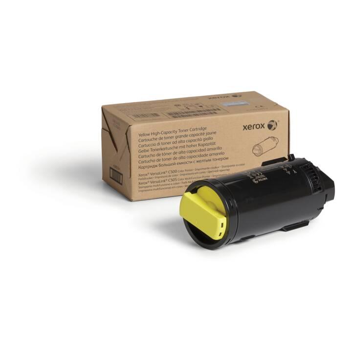 XEROX XFX Toner gelb hohe Kapazität 5200