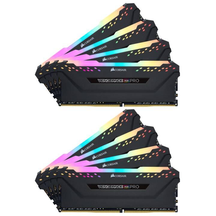 CORSAIR Vengeance RGB PRO (8 x 8 GB, DDR4-SDRAM, DIMM 288-Pin)