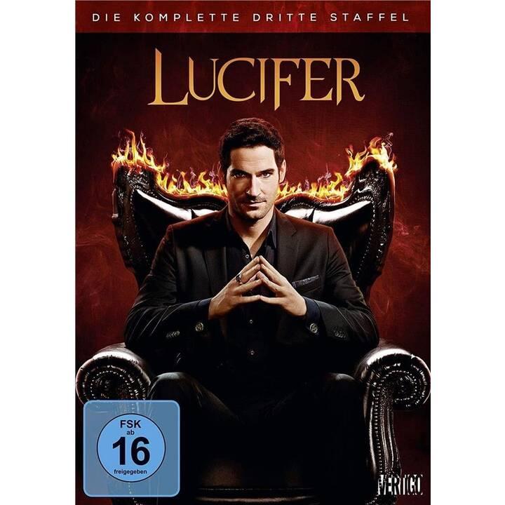 Lucifer Saison 3 (DE, EN)