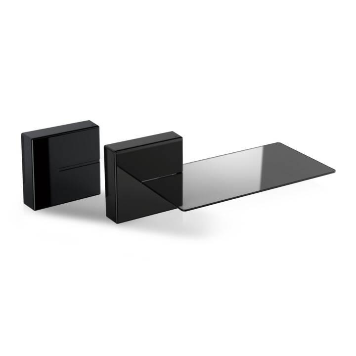 MELICONI Ghost Cubes Shelf (Schwarz)
