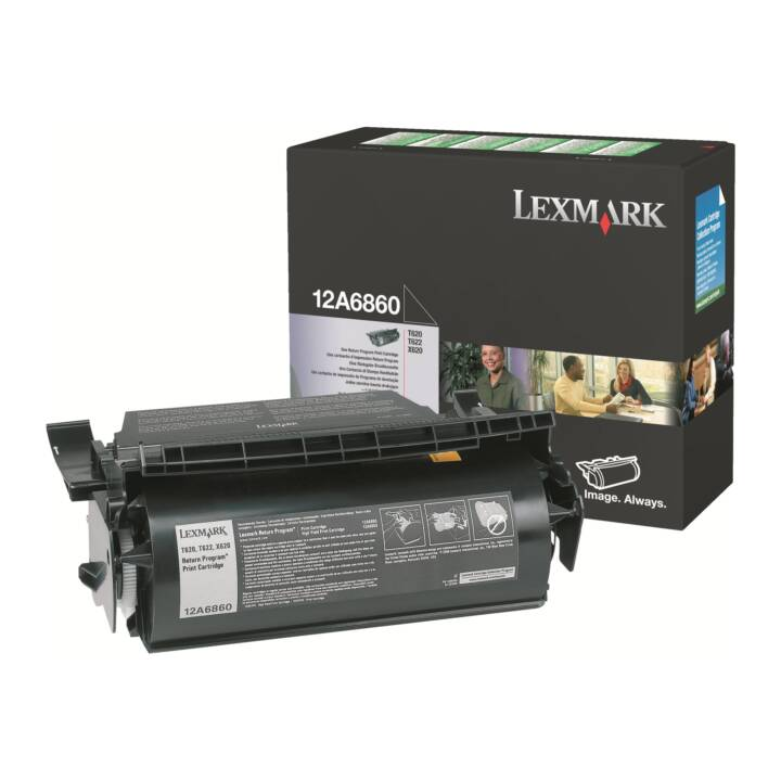 LEXMARK Tonique Original Noir