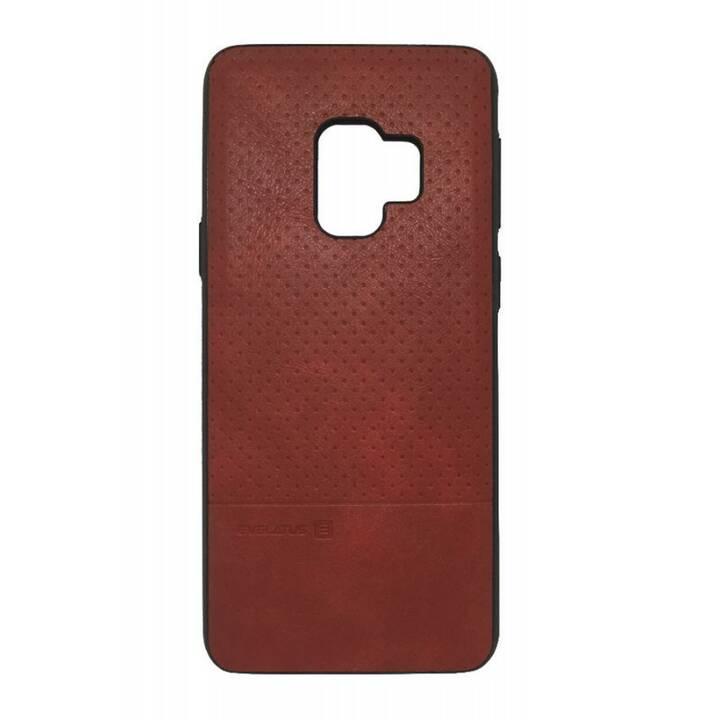EVELATUS Backcover TPU (Galaxy A6+, Rot)