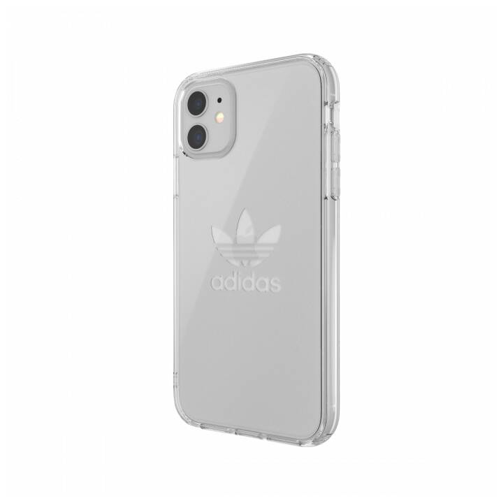 ADIDAS Backcover Protective Clear (iPhone 11, Transparent)