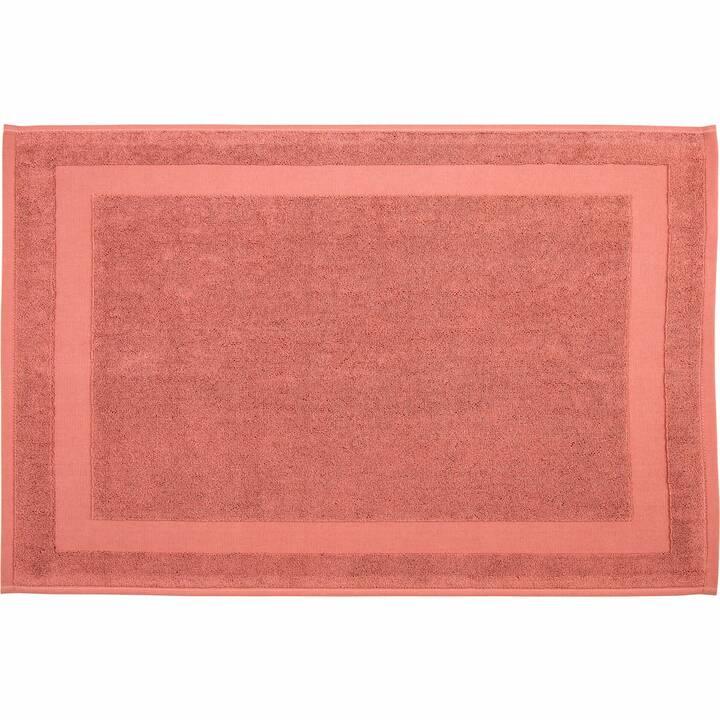 LIVIQUE Badteppich Diana (50 cm x 75 cm, Rot)