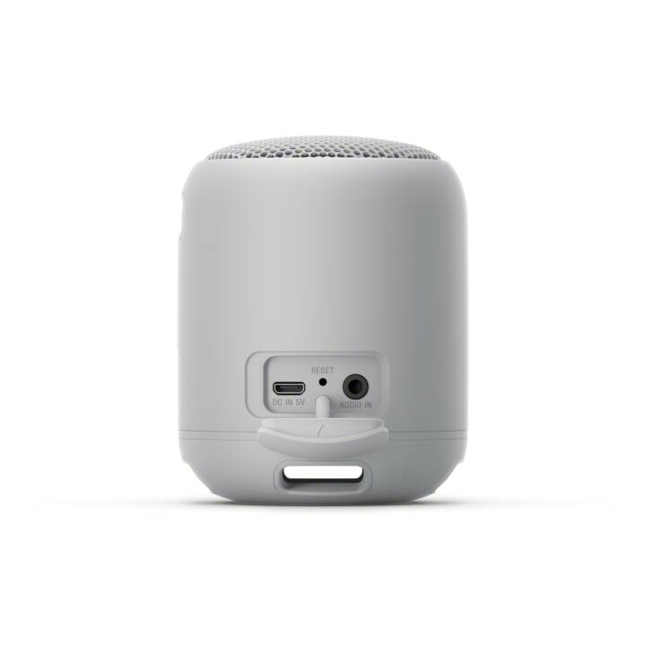 SONY SRS-XB12H (Bluetooth, Gris)