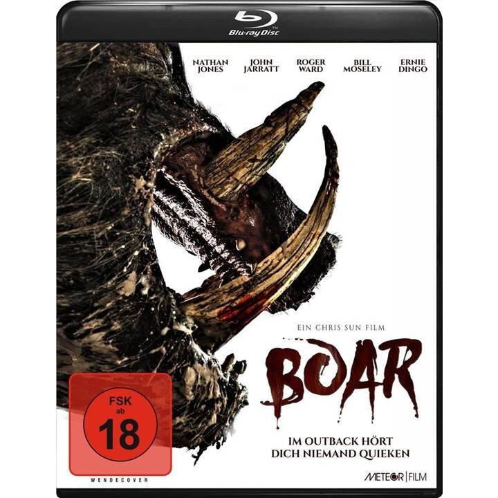 Boar Uncut (DE, EN)
