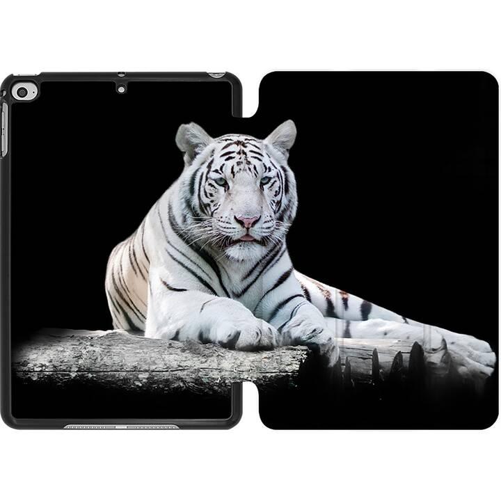 EG MTT Coque pour iPad Mini 4 (2015) et Mini 5 (2019) - tigre