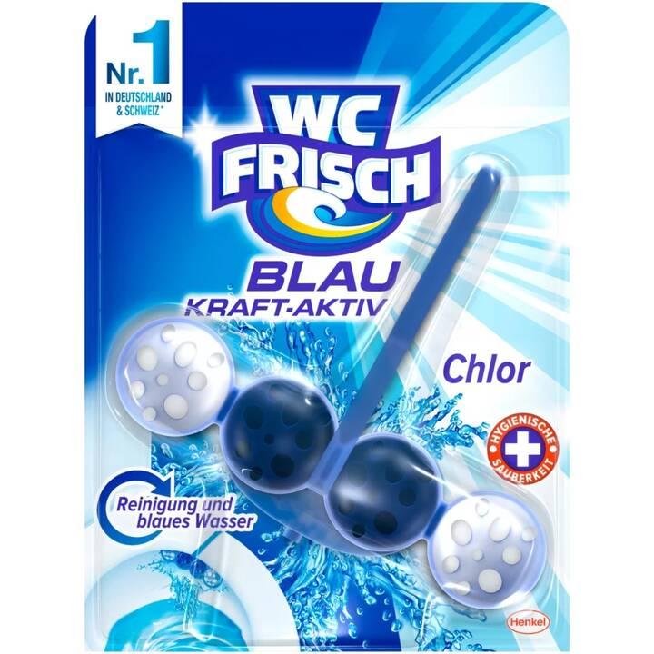 WC FRISCH WC Reiniger Kraft-Aktiv Duftspüler Chlor (1 Stück)
