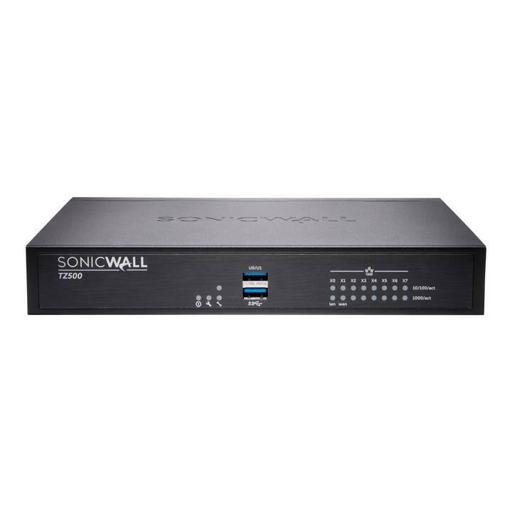 SONICWALL TZ500  (Business, 1400 Mbit/s)