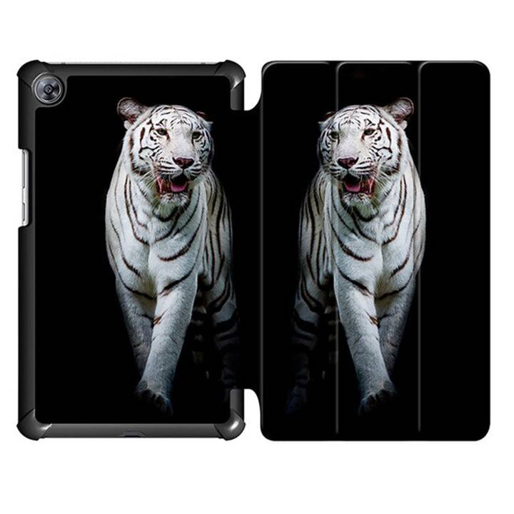 "EG MTT Housse Tablette pour Huawei Mediapad M5 8.4"" - Tigre"