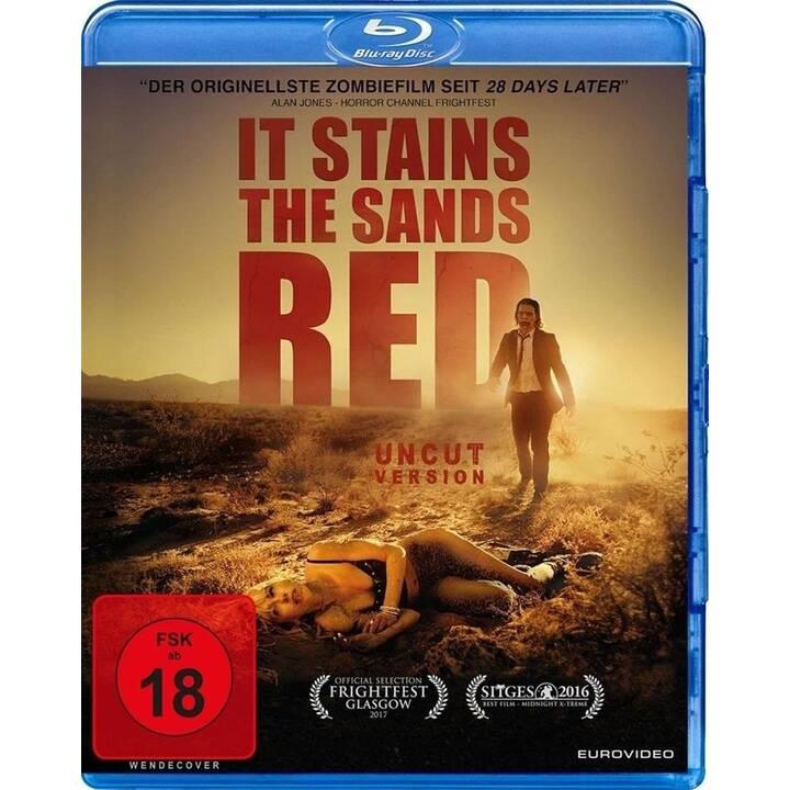 It Stains The Sands Red (DE, EN)
