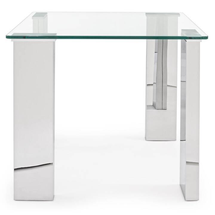 MUTONI LIFESTYLE Petite table New Arley (51 cm, Acier inox)