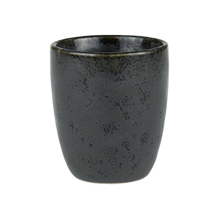 Bitz Espressotasse 10cl schwarz 6er Set,