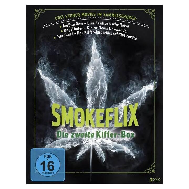 Smokeflix - Die zweite Kiffer-Box (DE, EN)