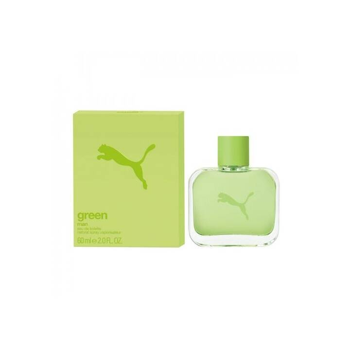 PUMA Puma Green (60 ml, Eau de Toilette)