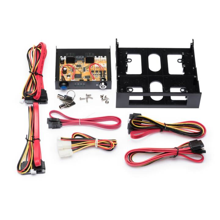 EXSYS SATA Speicher-Controller EX-3465