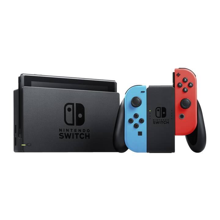 NINTENDO Switch New Neon 32 GB (Allemand, Italien, Français)