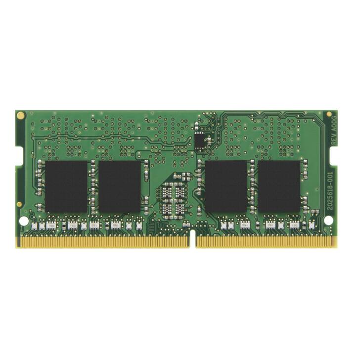 KINGSTON TECHNOLOGY KTD-PN426E (1 pièce, 8 Go, DDR4-SDRAM, SO-DIMM 260-Pin)