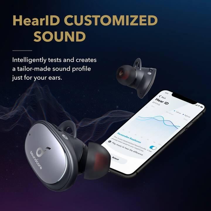 ANKER Liberty 2 Pro (In-Ear, Bluetooth 5.0, Nero)