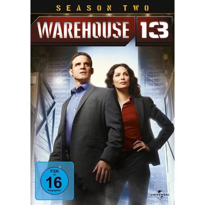 Warehouse 13 Stagione 2 (DE, EN)