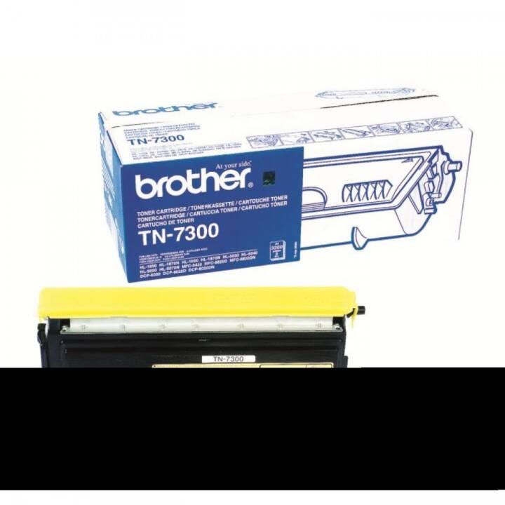 BROTHER TN7300 (Toner seperato, Nero)