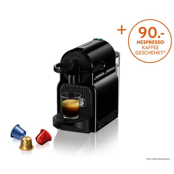DELONGHI Inissia (Nespresso, Nero)