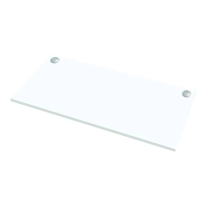 FELLOWES Piano della tavola (Bianco, 1 pezzo)