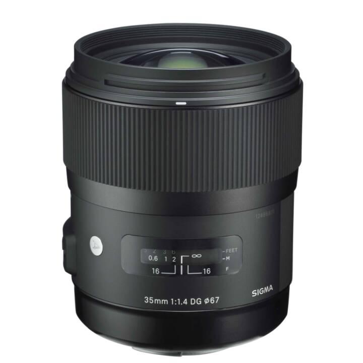 SIGMA Art Objektiv 35 mm f/1.4