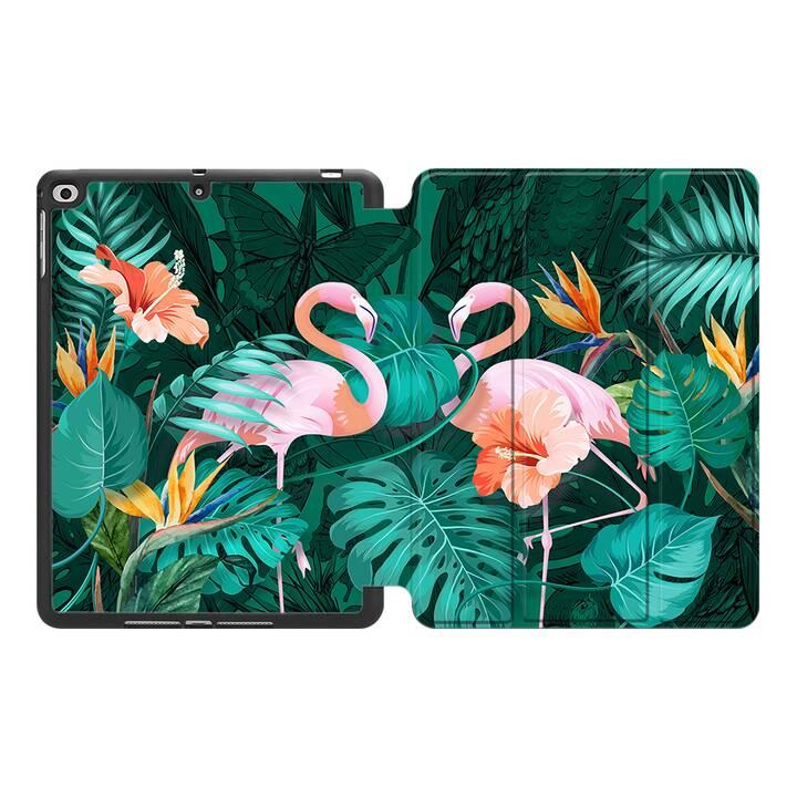"""EG MTT Hülle für Apple iPad Pro 2017 10.5"""" - Flamingo"""