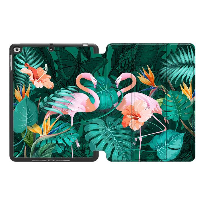 "EG MTT Hülle für Apple iPad Air 3 2019 10.5"" - Flamingo"