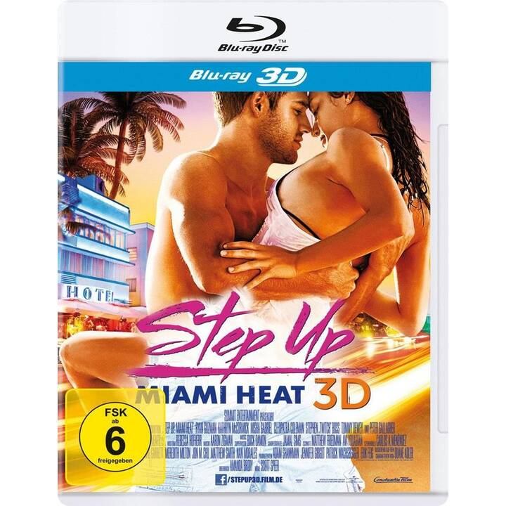 Step Up - Miami Heat (DE, EN)