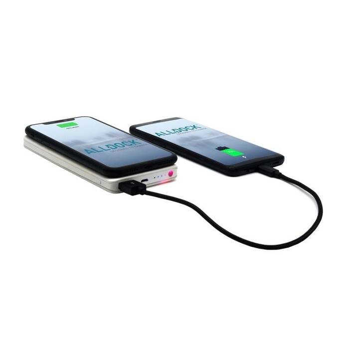 ALL DOCK To Go (8000 mAh, Quick Charge 2.0, Quick Charge 3.0)
