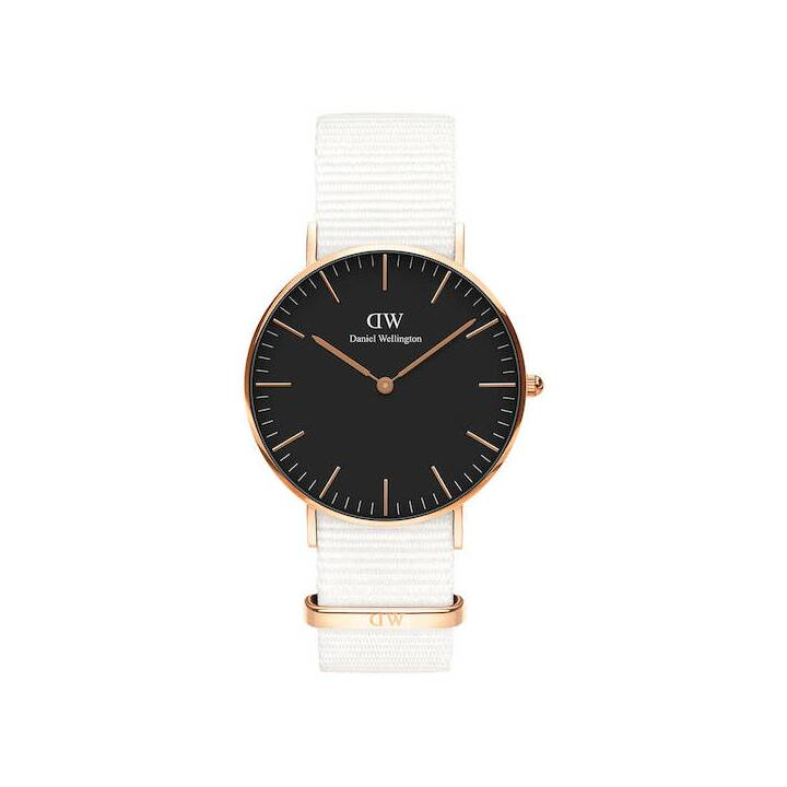 DANIEL WELLINGTON Classic Dover (36 mm, Montre analogique, Quartz)