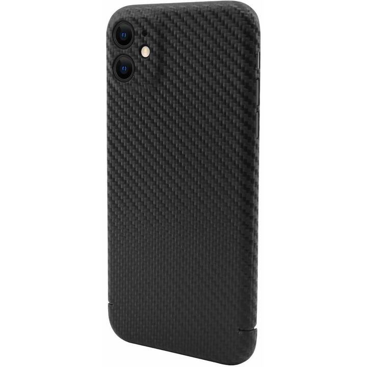 NEVOX Backcover Magnet (iPhone 11, Carbone)